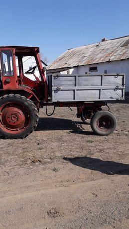 Обменяю трактор Т-16 на МТЗ 80