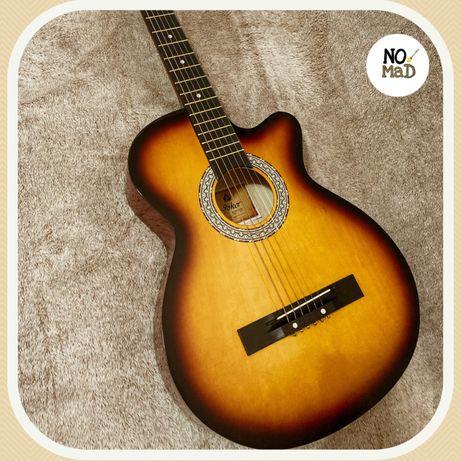 Акустические гитары (Joker) 38 / Гитара с вырезом / Доставка Бесплатно