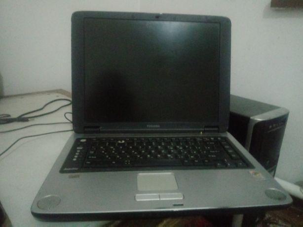 Ноутбук Toshiba M35X S111 разобран на запчасти, отдам за 4000