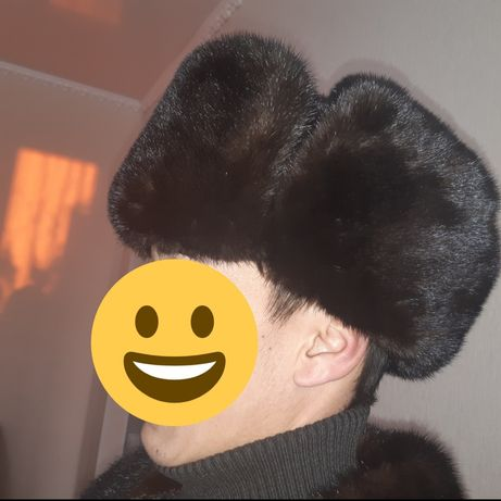 Норковая шапка и дубленка