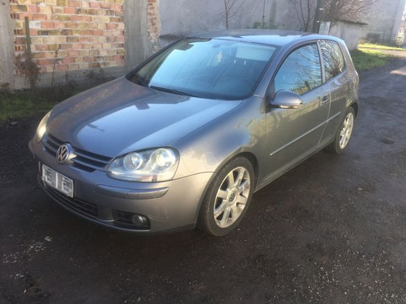 Golf V 2.0TDI BKD Голф 5 2.0тди бкд на части
