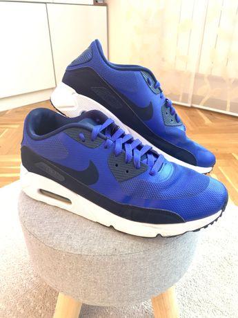 Мъжки маратонки Nike Air Max 90 Ultra 2.0 Essential Blue White Running