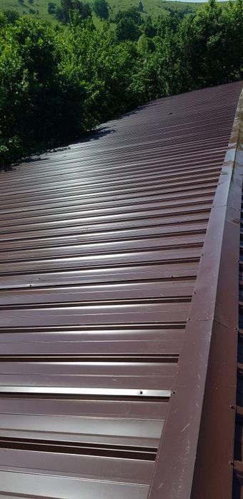 Vand structura metalica pentru hala 10 x 20 x 4 Ramnicu Valcea - imagine 1