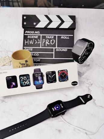 Смарт часовник HW22, Спортна фитнес гривна, Apple 6 Smart iWatch