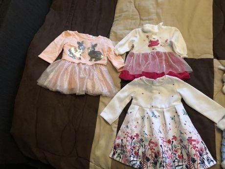 Lot hainute bebe fetita - 60 cm