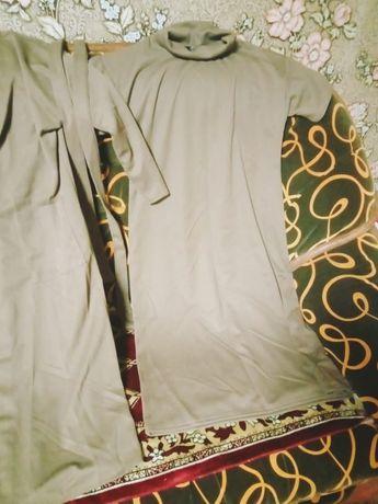 Продам женское платье с кардиганом 48-50р