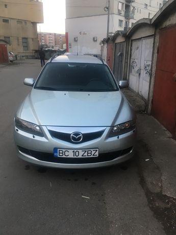 Mazda 6 2007 2,0 143 cp