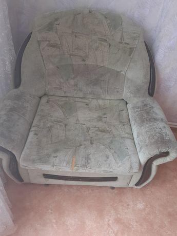 Отдам даром кресло кровать