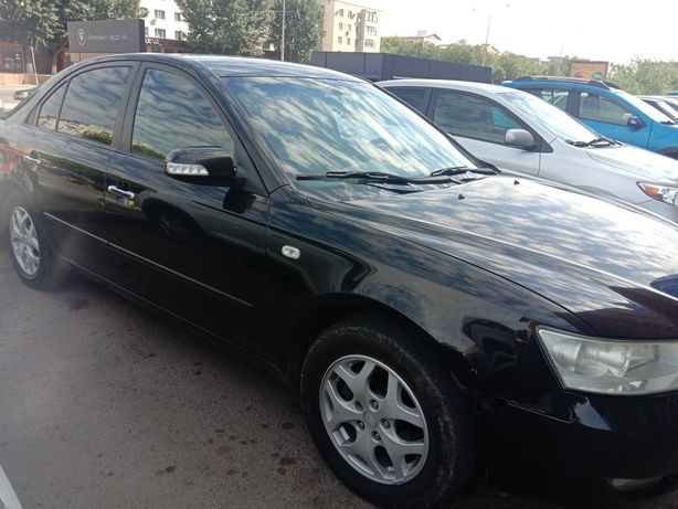 Hyundai sonata 2007 года срочно продам за нал