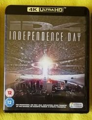 Independence Day 4К