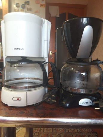 Продам 2 электро кофеварки в рабочем состоянии..