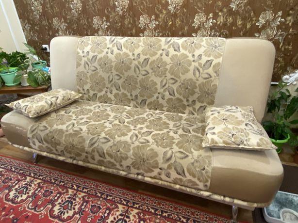 Продам диван с 2 креслами 50000 тг