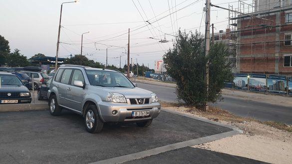 Nissan X-Trail 2.5 ГАЗ/БЕНЗ 2005