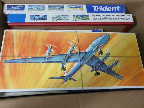 Сборные модели самолетов и вертолетов Plasticart