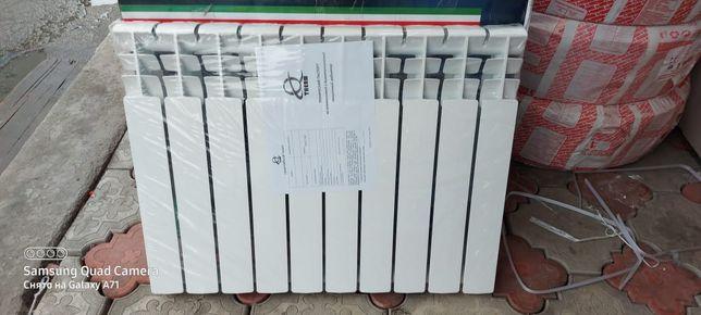 Алюминиевые радиаторы, биметаллические радиаторы