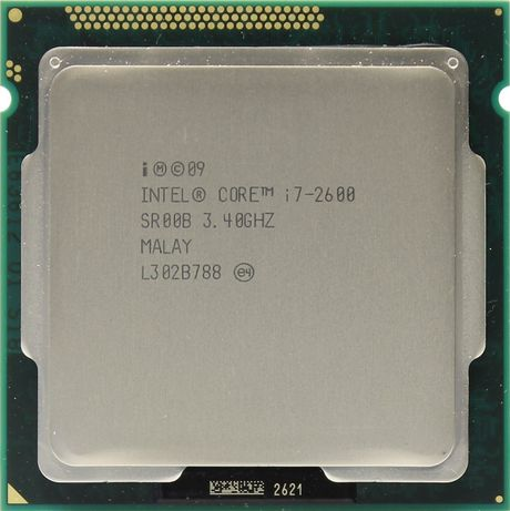 Процессор intel core i7 2600, LGA1155