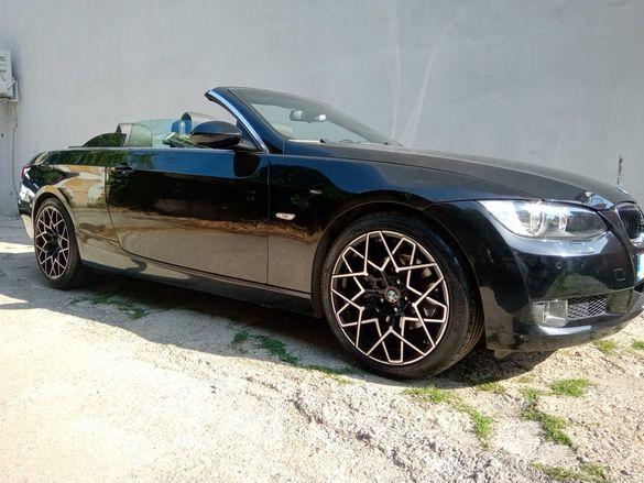 Автомобил BMW 320i cabriolet на 88000км.