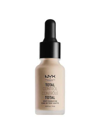 Тональная основа nyx total drop foundation  04, 08
