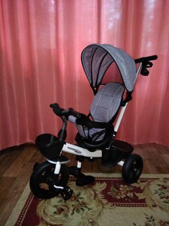 Продам детский велосипед с родительским контролем