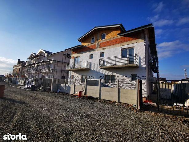 Casa Bragadiru, duplex, 3 cam + mansarda