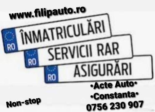 Acte Auto // Inmatriculari auto// Inmatriculari