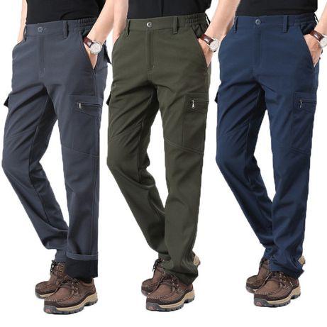 Pantaloni de SKI Albastri, Verzi alpinism etc. Size 42, 44. Noi!