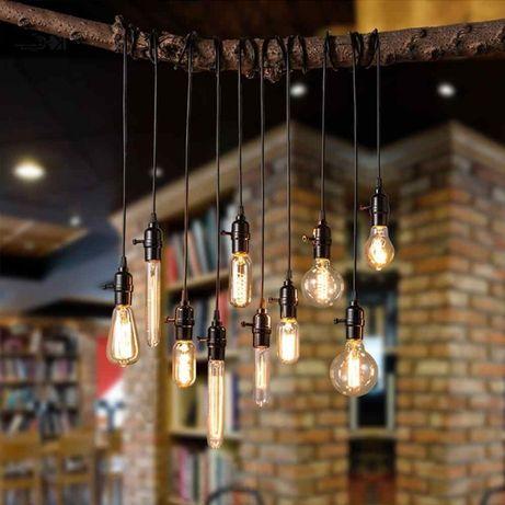 Лампа светодиодная LED-A60-DECO