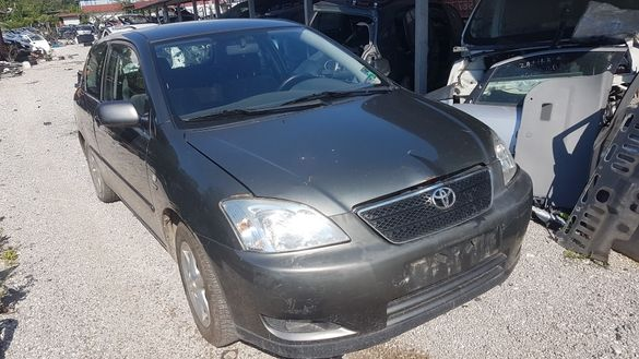 Продавам На Части Тойота Корола на части 2002г 1.4 16V