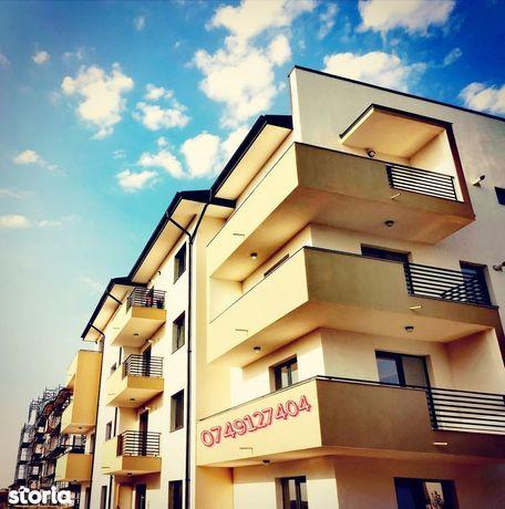 Apartament cu 3 cam 90mp+curte 50 mp, gata de mutat!