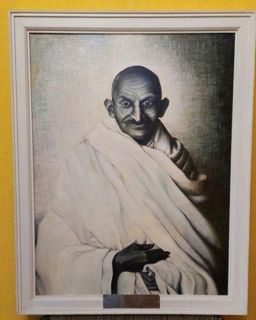 """Картина """"Махатма Ганди"""""""