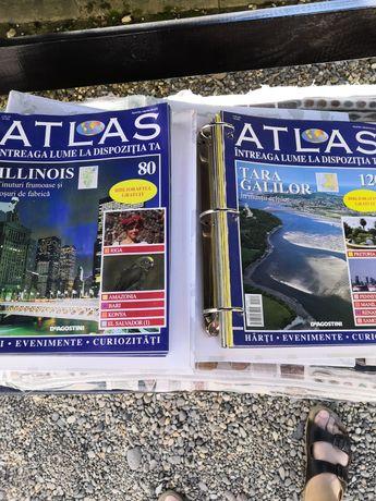 Colecție reviste Atlas