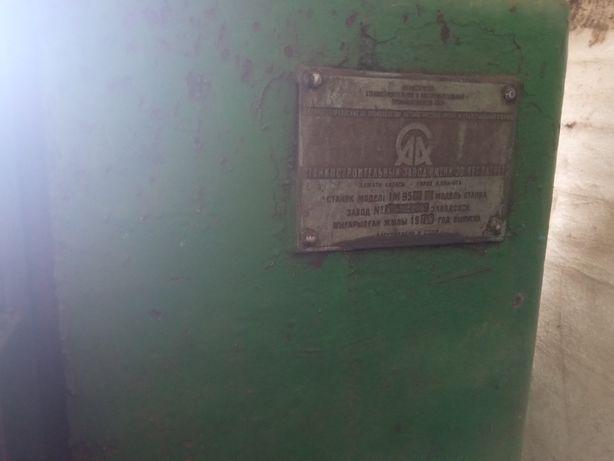 Продам или обменяю токарный станок 1м95