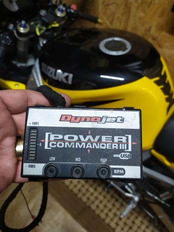 Power Commander Suzuki Gsxr + harti și program original