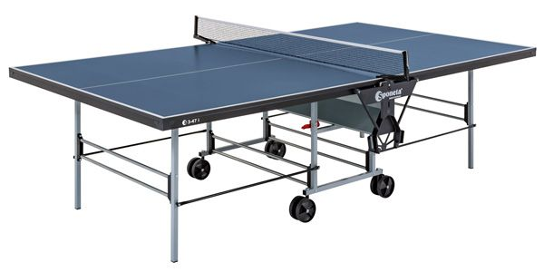 Masa / mese tenis / ping pong de interior Sponet S3-47i - albastra