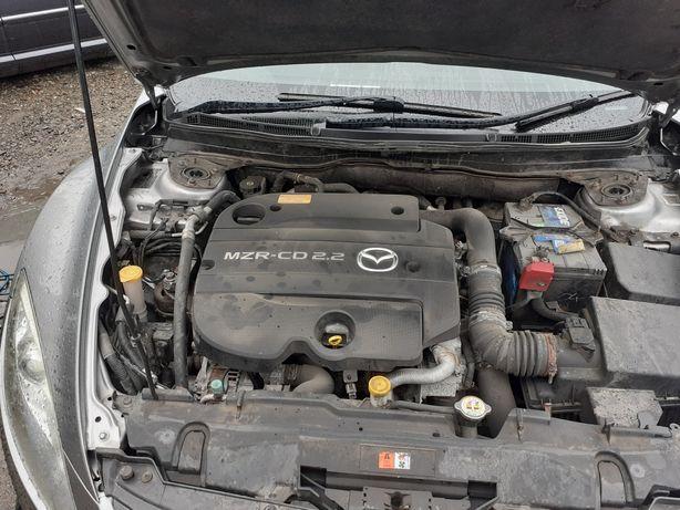 Motor mazda 6  2 2 motorina