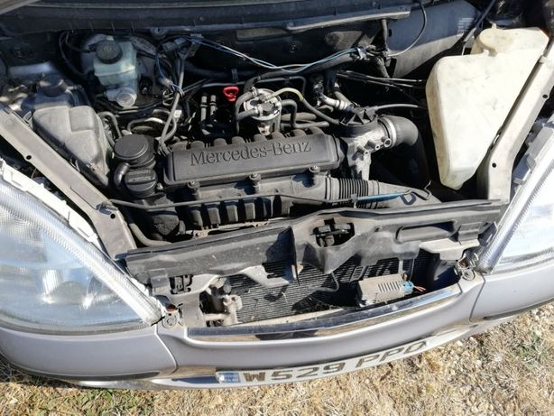 Dezmembrari Mercedes A Class A170 cdi