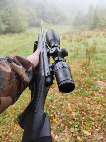 Mauser m18 +luneta Jaeger Yukon 3 12×56 punct iluminat (ca noi )