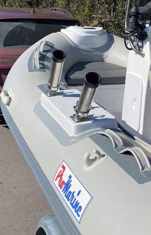 Стъпки за надуваеми лодки