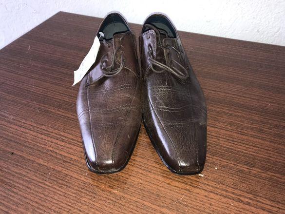 Мъжки обувки Bugatti, чисто нови внос от Германия- 42 номер