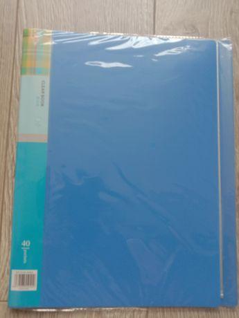 Папка файл в упаковке