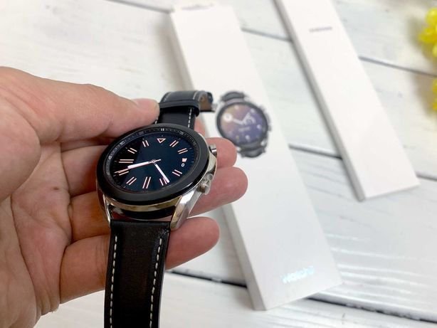 Samsung Watch 3 41мм, GPS, NFC влагозащищенный, официальный. Гарантия