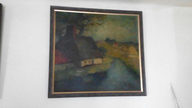 Pictura - Casuta