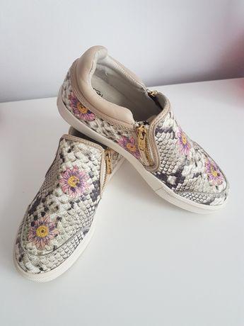 Pantofi din piele ASH originali nr.38