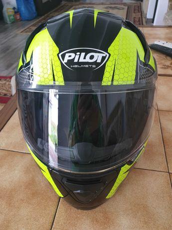 Casca moto Snake Pilot