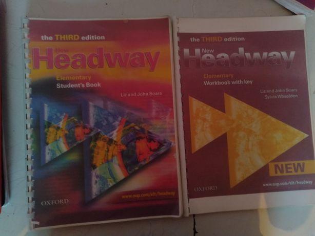 книги английского языка HEADWAY