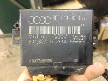Modul senzori parcare cu codul original 8E0919283D Audi A4 B7 2006