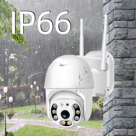 Нов модел-5MP Lens! Външна camera/камера с цветно нощно виждане- WIFI