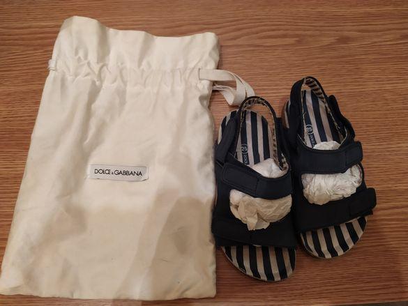 Детски сандали Dolce&Gabbana