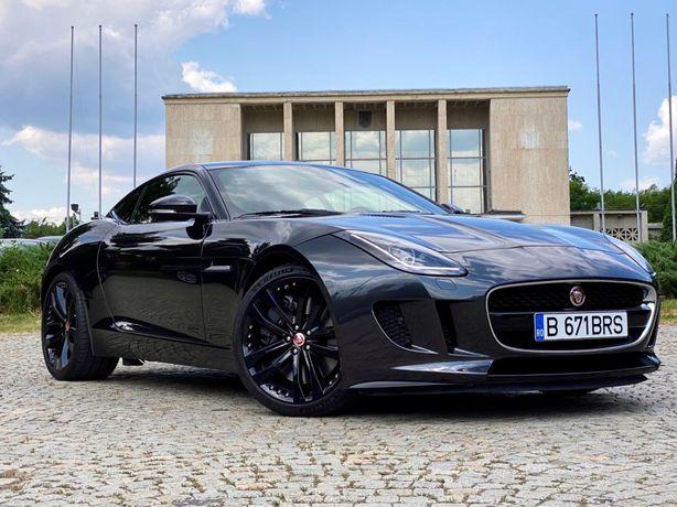 Jaguar F-Type S 2015 -3.0 benz 380 CP- cutie ZF8 BMW Accept BTC/ETH