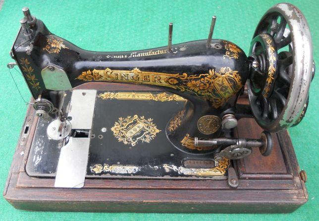 Reducere! Masina de cusut Singer fabricat 1899